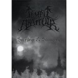 Temple Abattoir - Sacrilege & Savagery [Pro-Tape]