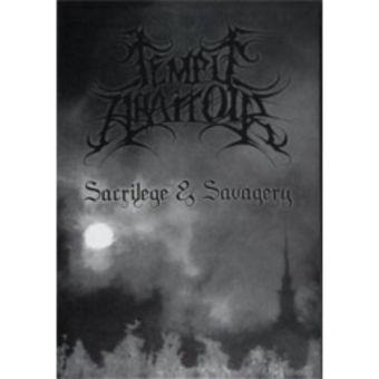 Temple Abattoir - Sacrilege & Savagery [Pro-Tape]