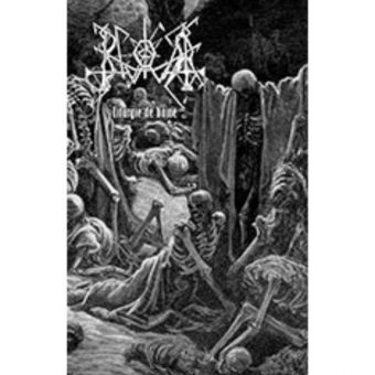 Blukovla - Liturgie de haine [Slipcase Pro-Demotape]