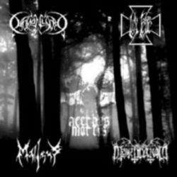 Daemonlord / Lux Ferre / Malleus / Mortinatum - Acerbus Mortis [CD]