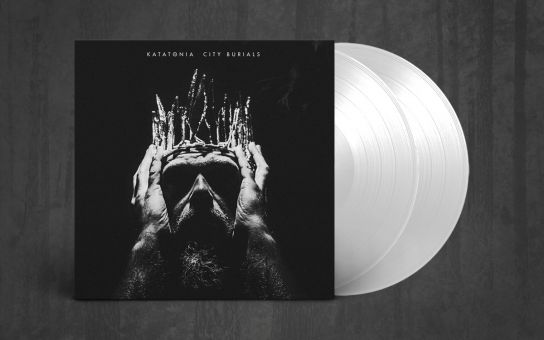 "Katatonia - City Burials (Crystal Clear Vinyl) [Double Gatefold 12"" LP]"