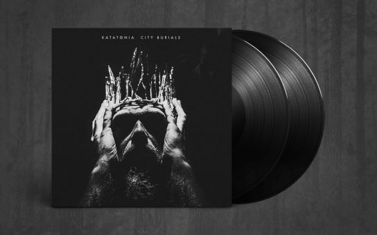 "Katatonia - City Burials [Double Gatefold 12"" LP]"