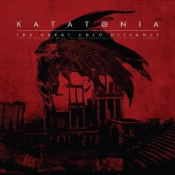 "Katatonia - The Great Cold Distance (Live In Bulgaria With The Orchestra Of State Opera, Plovdiv) [Double Gatefold 12"" LP]"