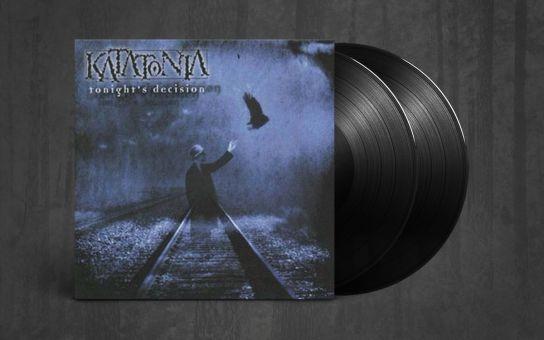 "Katatonia - Tonight's Decision [Double Gatefold 12"" LP]"