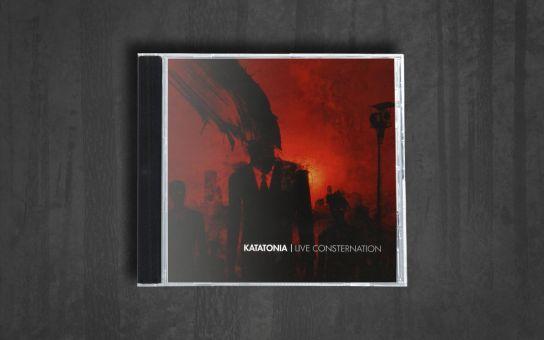 Katatonia - Live Consternation [Super-Jewel Box CD + DVD]