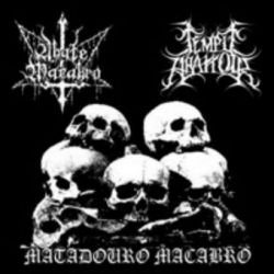 Temple Abattoir / Abate Macabro - Matadouro Macabro [CD]