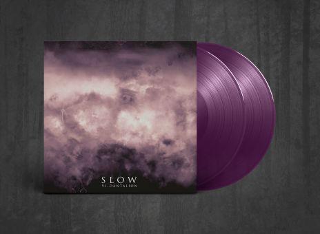 """Slow - VI: Dantalion (Translucent Purple Vinyl) [Double Gatefold Colored 12"""" LP]"""