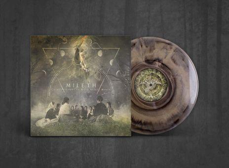 "Mileth - Catro Pregarias no Albor da Lúa Morta (Black Gold Marble) [Colored 12"" LP]"