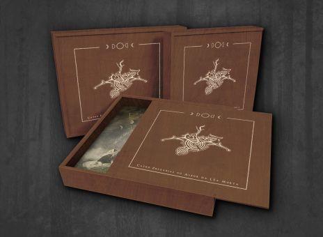 Mileth - Catro Pregarias no Albor da Lúa Morta (Collector's Edition) [Wooden Boxset]