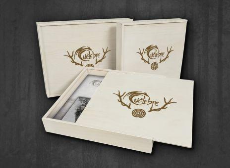 Cuélebre - Dijara (Vinyl Collector's Edition) [Wooden Boxset]