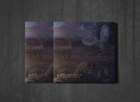 Bear the Storyteller - Deidades [Slipcase Oversized Digifile CD]