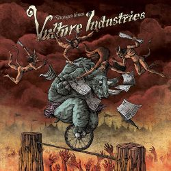Vulture Industries - Stranger Times [Digipack CD]