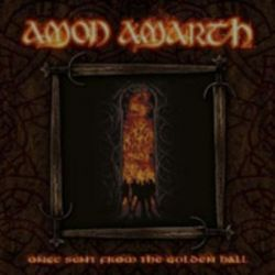 Amon Amarth - Once Sent from the Golden Hall [CD]