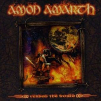 Amon Amarth - Versus the World [CD]