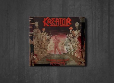 Kreator - Terrible Certainty [Digipack 2CD]