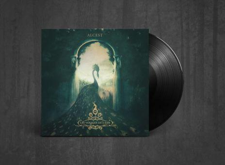 """Alcest - Les voyages de l'âme [12"""" LP]"""