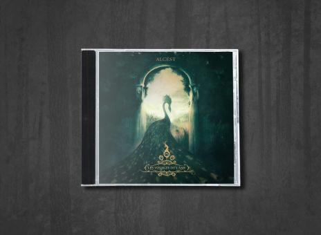 Alcest - Les voyages de l'âme [CD]
