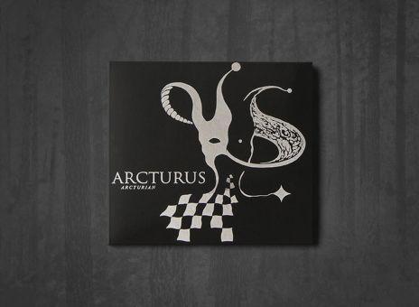 Arcturus - Arcturian (Hardcover Book Edition) [Digibook 2CD]