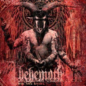 Behemoth - Zos Kia Cultus (Here and Beyond) [CD]