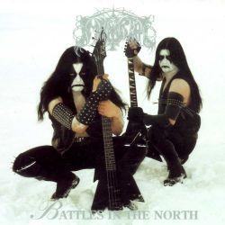 "Immortal - Battles in the North (Splatter Vinyl) [Gatefold Colored 12"" LP]"