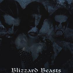 "Immortal - Blizzard Beasts (Silver & Blue Splatter Vinyl) [Gatefold Colored 12"" LP]"