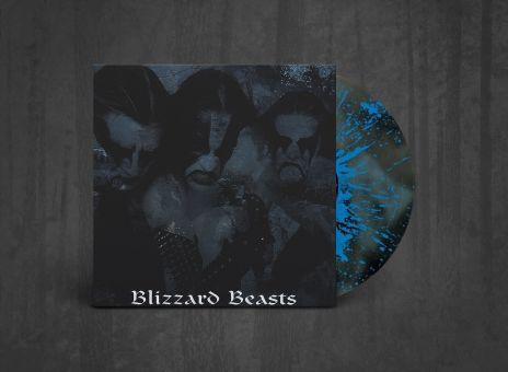 "Immortal - Blizzard Beasts (Splatter Vinyl) [Gatefold Colored 12"" LP]"
