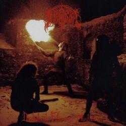 "Immortal - Diabolical Fullmoon Mysticism (Red Galaxy Vinyl) [Gatefold Colored 12"" LP]"