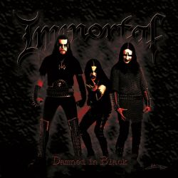Immortal - Damned in Black [CD]