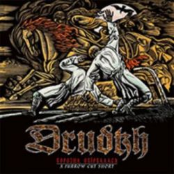 Drudkh - A Furrow Cut Short (Борозна обірвалася) [CD]