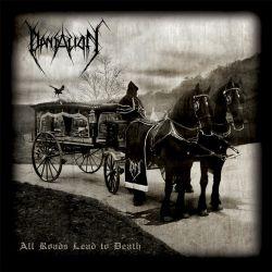 Dantalion - All Roads Lead to Death [CD]