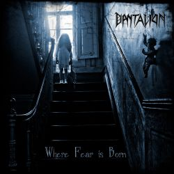 Dantalion - Where Fear Is Born [CD]
