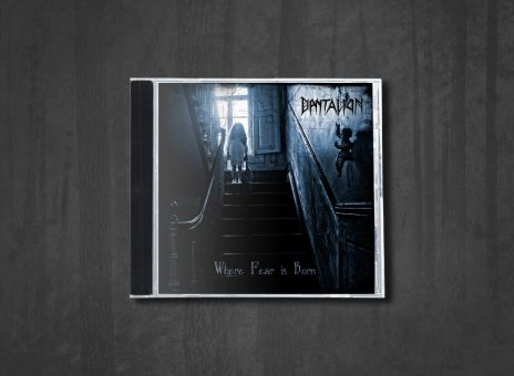 Dantalion - Where Fear Is Born [CD]