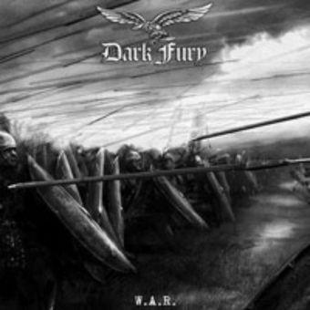 Dark Fury - W.A.R. [CD]