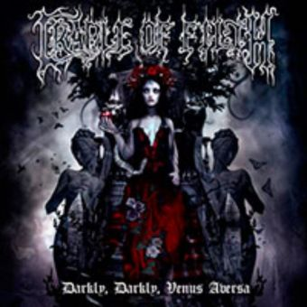 """Cradle Of Filth - Darkly, Darkly, Venus Aversa [Double Gatefold 12"""" LP]"""