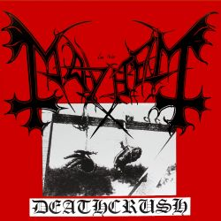 "Mayhem - Deathcrush [Gatefold 12"" MLP]"