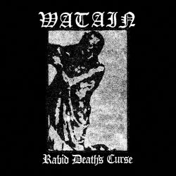 "Watain - Rabid Death's Curse (Silver Vinyl) [Double Gatefold Colored 12"" LP]"