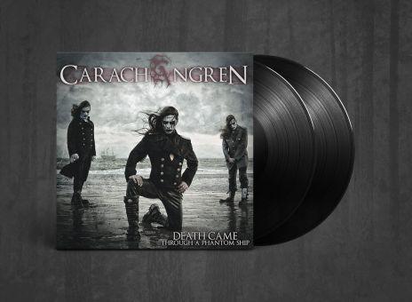 "Carach Angren - Death Came Through a Phantom Ship [Double Gatefold 12"" LP]"