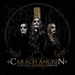 "Carach Angren - Where the Corpses Sink Forever [Gatefold 12"" LP]"