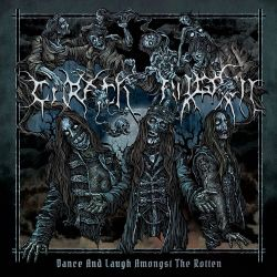 "Carach Angren - Dance and Laugh Amongst the Rotten [Double Gatefold 12"" LP]"