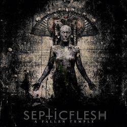 "Septicflesh - A Fallen Temple [Double Gatefold 12"" LP]"