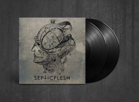 "Septicflesh - ΕΣΟΠΤΡΟΝ (Esoptron) [Double Gatefold 12"" LP]"