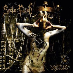 "Septicflesh - Sumerian Daemons (Golden Vinyl) [Double Gatefold Colored 12"" LP]"