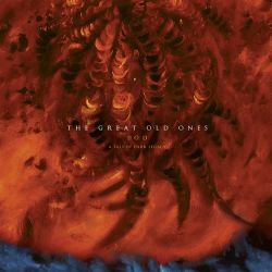 """The Great Old Ones - EOD: A Tale of Dark Legacy [Double Gatefold 12"""" LP]"""