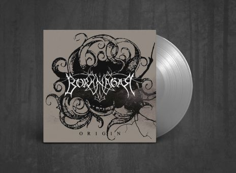 "Borknagar - Origin (Silver Vinyl) [Colored 12"" LP]"