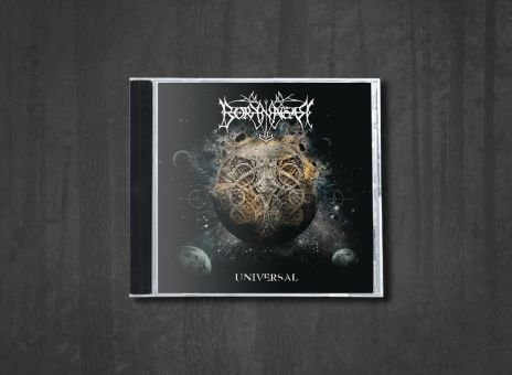 Borknagar - Universal [CD]
