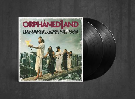 """Orphaned Land - The Road to OR-Shalem [Double Gatefold 12"""" LP]"""