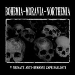 Moravská Zima / Sekhmet / Sator Marte / Svartskogen / DarkEarth - V Nesvaté Anti: Humánní Zapřísáhlosti [CD]