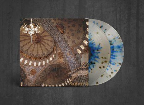 """Orphaned Land - Sahara (Splatter Vinyl) [Double Gatefold Colored 12"""" LP]"""