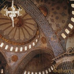 "Orphaned Land - Sahara (Gold Blue Swirl Vinyl) [Double Gatefold Colored 12"" LP]"