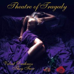 "Theatre of Tragedy - Velvet Darkness They Fear (Gold Purple Swirl Vinyl) [Double Gatefold Colored 12"" LP]"